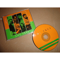 Los Tres No Me Gusta El Sol Cd Sencillo Promo Raro E