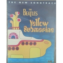 The Beatles Poster Original Usa Yellow Submarine 1998