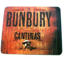 Increible Mouse Pad Bunbury Lic Cantinas, Héroes Del Silenci