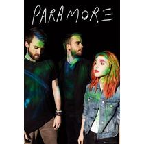 Paramore Cartel - Álbum Maxi 61x 91.5cm Música Indie Rock