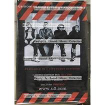 U2 How To Dismantle An Atomic Bomb Manta Lona De Coleccion!!