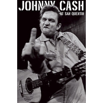 Johnny Cash Cartel - San Quentin Retrato Maxi 61x91.5cm