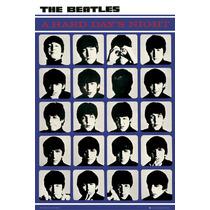 El Cartel De Los Beatles - Noche Maxi De Un Día Duro 61x91.