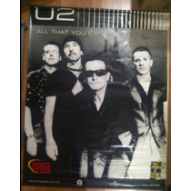 U2 Lona All That You Can