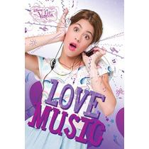 Violetta Cartel - Love Music 61cmx 91.5cm Maxi Licencia