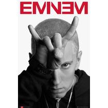 Eminem Cartel - Cuernos Maxi 61x 91.5cm Rap Hip Hop Música