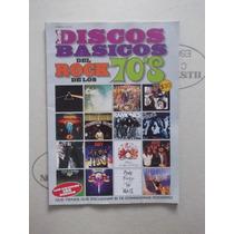 Los Discos Básicos Del Rock De Los 70s,revista