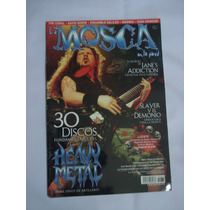 Revista La Mosca # 76 Heavy Metal