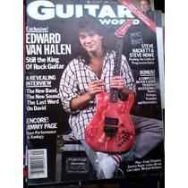 Guitar World - Eddie Van Halen