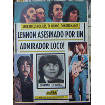 Revista Alarma, John Lennon, Beatles #921