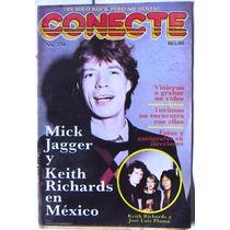 Revista, Conecte, Mick Jagger, Saxon Css