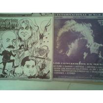 Banda Rockera Son 2 Revistas Por El Precio Marcado