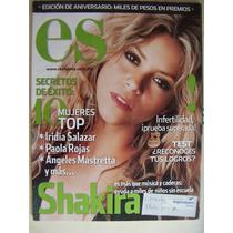 Revista, Es Shakira En Portada
