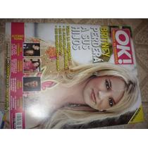 Britney Spears Ok Revista Portada Varias Tu Madonna Xtina