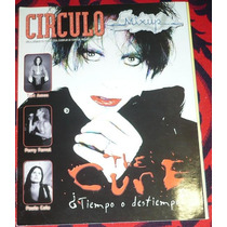 The Cure Revista Circulo Mixup Febrero De 2000