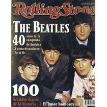 Revistas Rolling Stone Mexico