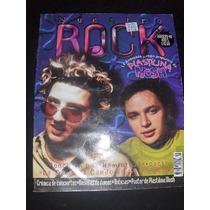 Plastilina Mosh Revista Nuestro Rock #41 De Coleccion!!