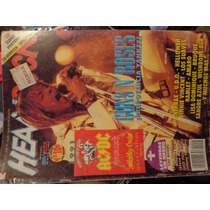 Revista Metal Heavy Rock Portada Axl Rose Guns N
