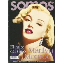 Somos Marilyn Monroe El Mito Del Siglo