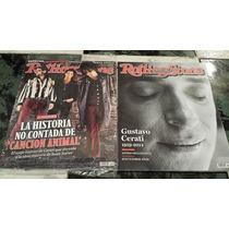 Revista Rolling Stones Argentinas / Soda Stereo - Cerati