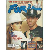 Revista Furia Musical Núm.09, Portada Ana Bárbara Y Enrique