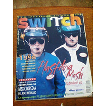 Revistas De Rock Switch Plastilina Mosh 1998