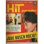 Revista Rocío Dúrcal Hit Parader # 2 1968
