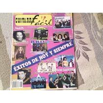 Revista Guitarra Facil # 635 Exitos De Hoy Y Siempre