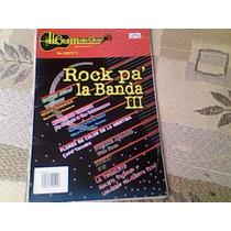 Revista Album De Oro Rock Pa La Banda Vol.3