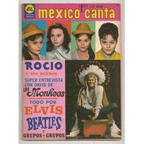 Revista México Canta Rocío Dúrcal 1968
