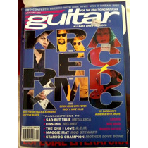 Revista Guitar Usa - Metallica , Rem (1992)