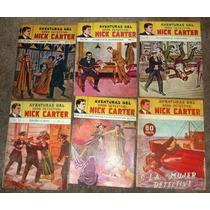 Nick Carter Año 1950