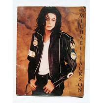 Michael Jackson Dangerous World Tour Pepsi Revista 1992