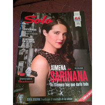 Revista Solo Ximena Sariñana