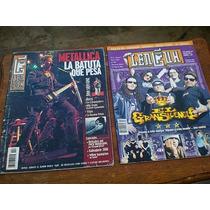 Revistas Lengua Rock,el Tri,soda Estereo,caifanes,