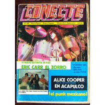 Revista Conecte,judas Priest,magma,queen