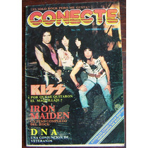 Revista Conecte, Kiss, El Tri, Tangerine Dream