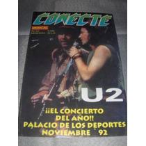 Conecte #622 U2 En Mexico 1992!! Fobia Y Rock Mexicano!!