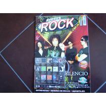 Revista Nuestro Rock Heroes Del Silencio1 Cd Con15 Canciones