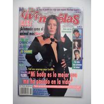 Alejandra Guzmán En Portada Tv Y Novelas Maa