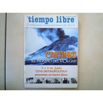 Caifanes Revista Tiempo Libre Año 1994 Coleccion