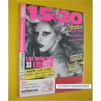 Lady Gaga Revista 15 A 20 Año 2011