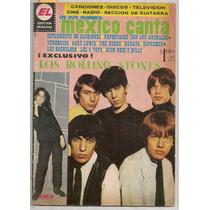México Canta Rolling Stones Leo Dan Vianey Valdez 1966