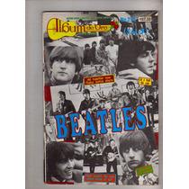 Revista Album De Oro # 202 The Beatles Vol.3