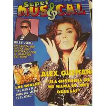 Revista, Super Musical, Alejandra Guzman En Portada