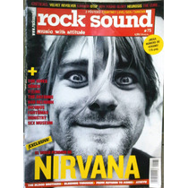 Nirvana Revista Rock Sound Sin Disco No. 75