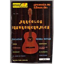 Revista Guitarra Facil # 110 Arreglos Instrumentales