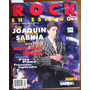 Revista Rock En Español,joaquin Sabina En Portada N°7