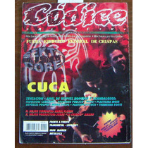 Revista Códice Rock,metallica,green Day,la Ley