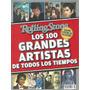 Rolling Stone Los 100 Grandes Artistas De Todos Los Tiempos
